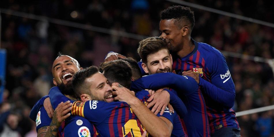 Real Madrid último Equipo Que Eliminó Al Barcelona En Copa Del Rey