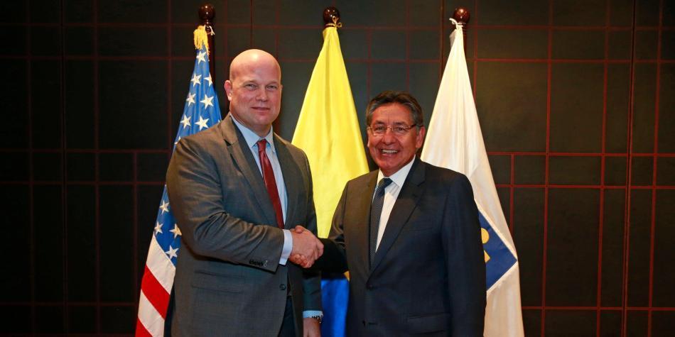 Estados Unidos Pide A Colombia Ocupar Bienes De Narco Condenado
