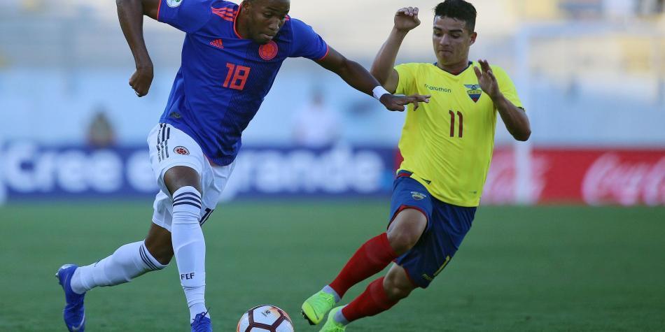 Ecuador vs. Colombia