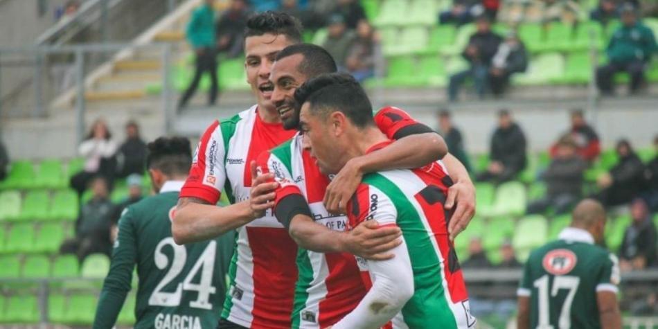 Palestino clasificó a la Copa Libertadores como campeón de la Copa Chile. 3b39d20c0b74c
