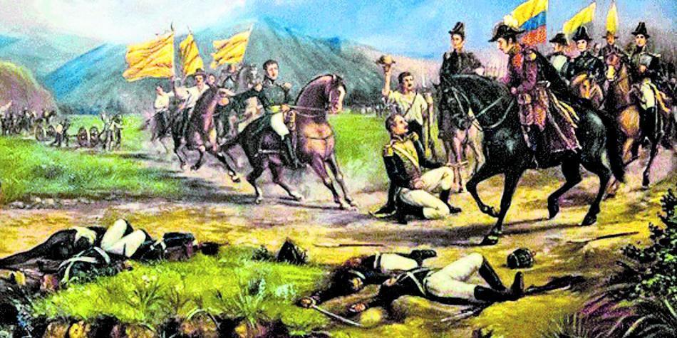 Image result for batalla de boyaca