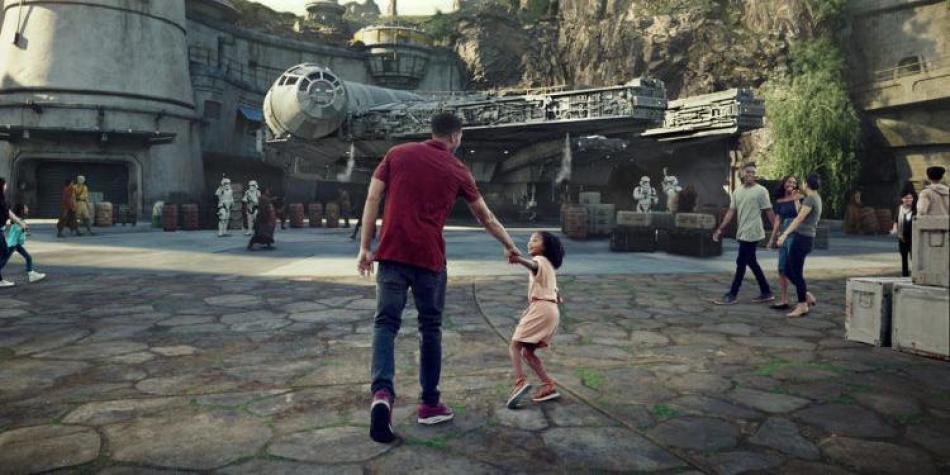 Parque Star Wars: Galaxy's Edge