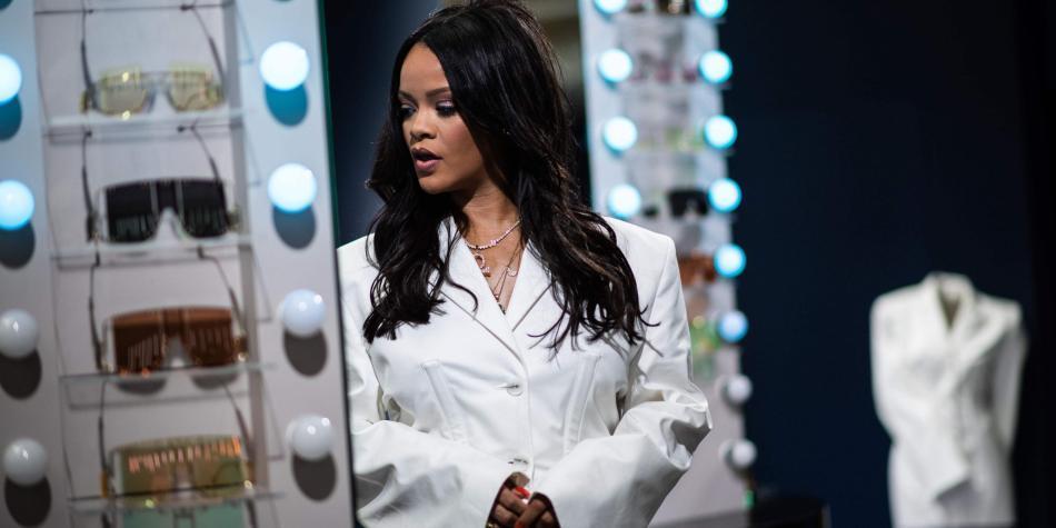 e18e5ebbd2184d Fenty es la primera marca de lujo del circuito parisino dirigida por una  mujer negra.