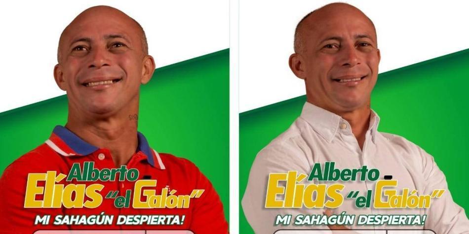 Resultado de imagen para Alberto Elías concejo