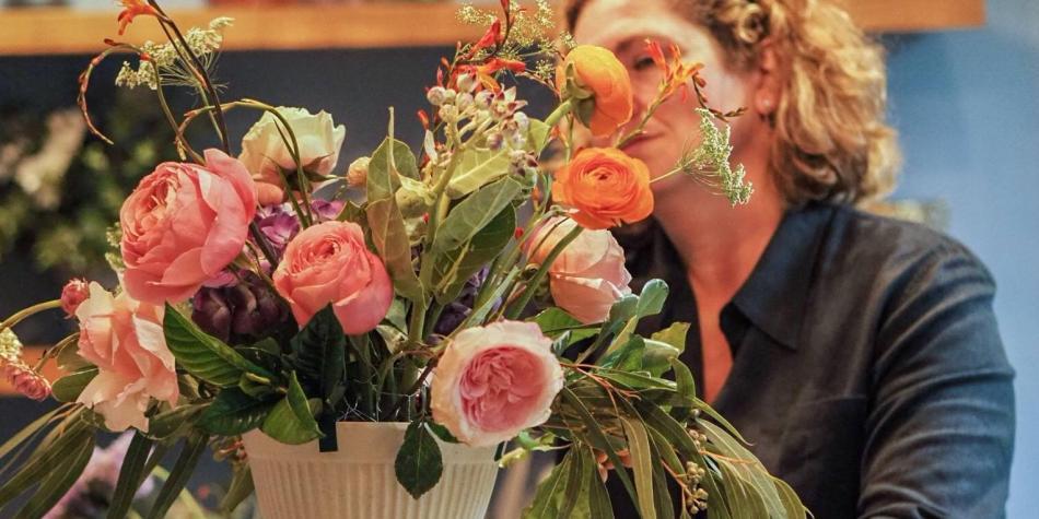 Consejos Para Hacer Un Buen Arreglo Floral Mujeres Vida