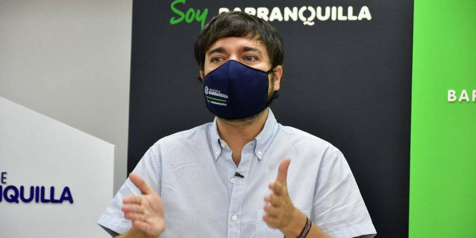 Barranquilla decreta otra vez el toque de queda y ley seca