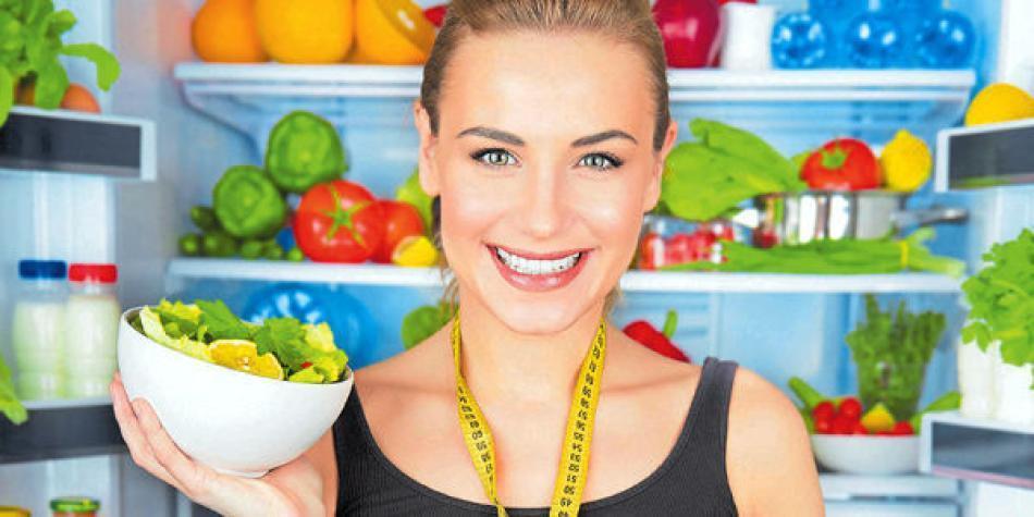 Como estar saludable y bajar de peso