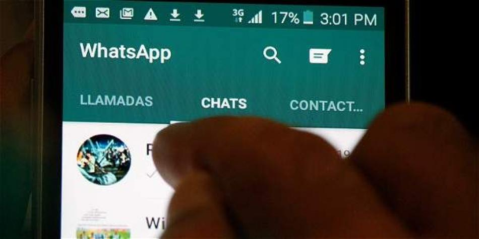 Acostumbras a reenviar mensajes de WhatsApp... ¡Cuidado!