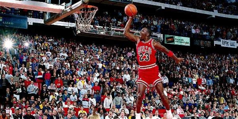 Video: !Michael Jordan, felices 57 años... El más grande!