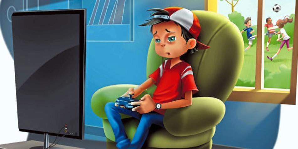 Resultado de imagen de adiccion videojuegos