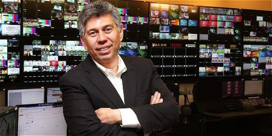 Colombianos que brillan en Univisión