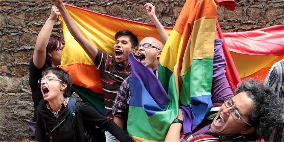 Situacion homosexual en colombia