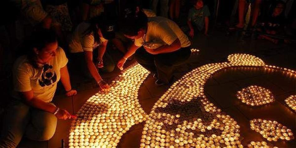 Campaña Hora del Planeta en Colombia 2017
