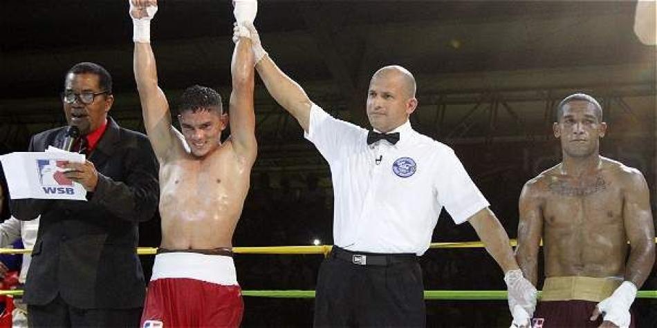 Veitía entre Domadores para duelo con Colombia — Boxeo