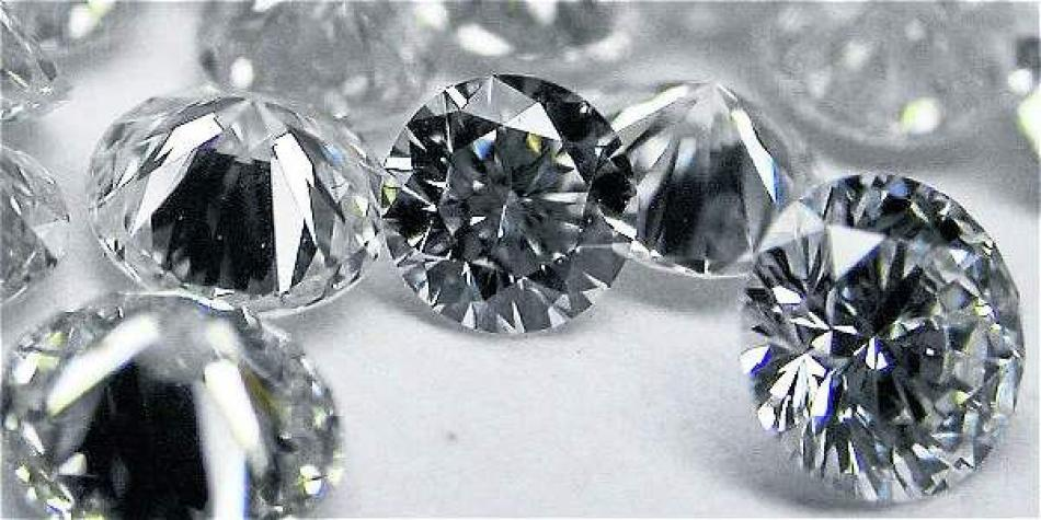 Captación ilegal de diamantes
