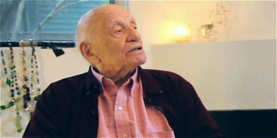 Abuelo estadounidense confiesa, a los 95 años, que es homosexual