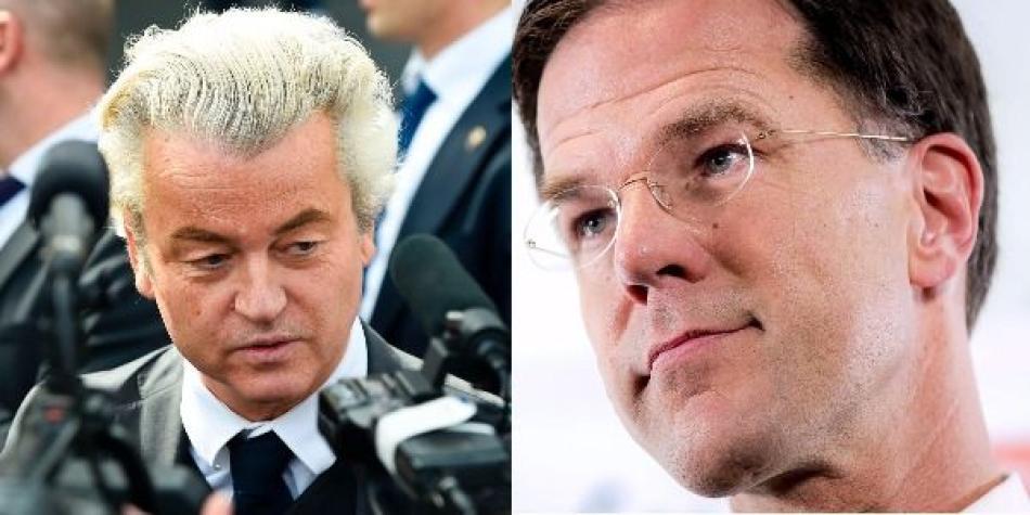 Derrotan a Wilders en Holanda