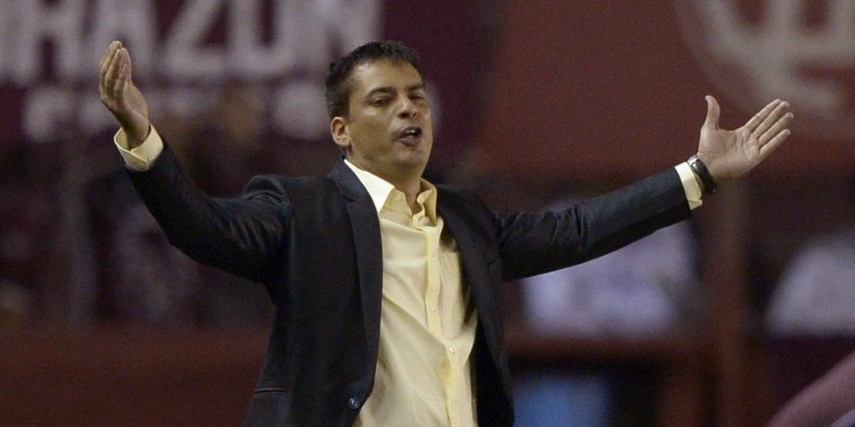 Héctor Cárdenas, nuevo director técnico del Deportivo Cali