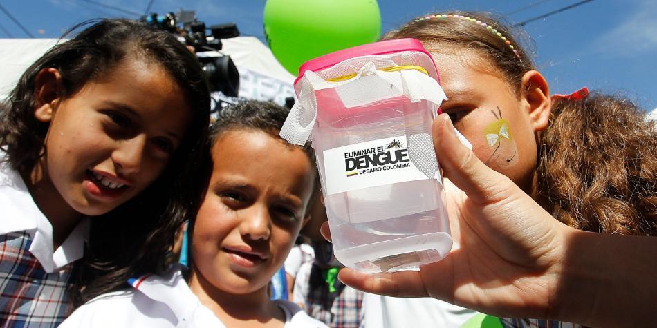 Eliminar el dengue