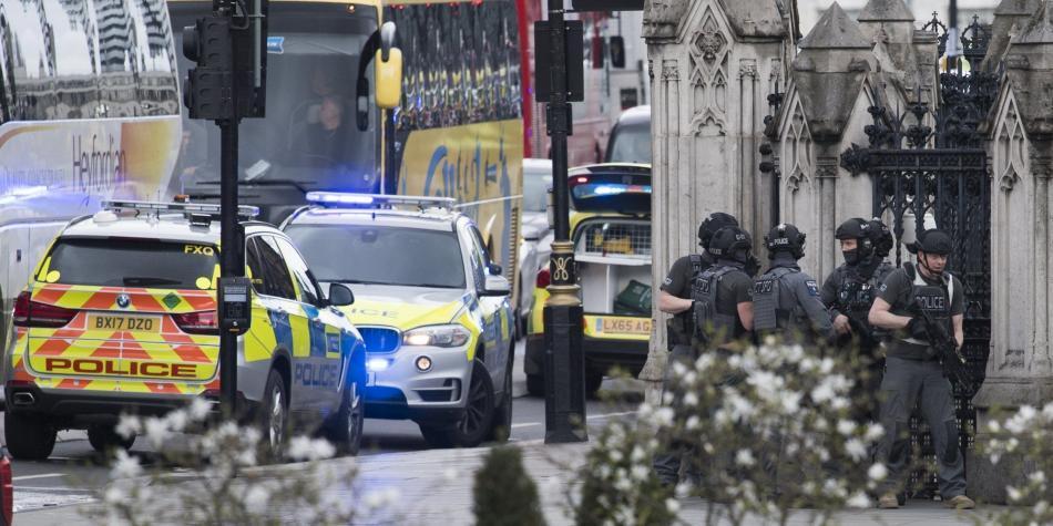 Redadas por todo Reino Unido tras el ataque en Londres