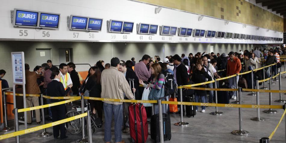 Se encarecen tiquetes aéreos Bogotá - Villavicencio - Bogotá