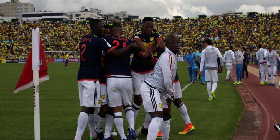 La Selección Colombia se enfrentará a Camerún en Madrid