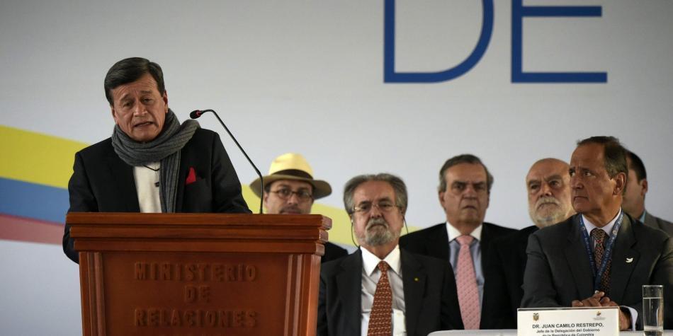 ELN responsabiliza al Estado colombiano de violencia denunciada por HRW en Chocó
