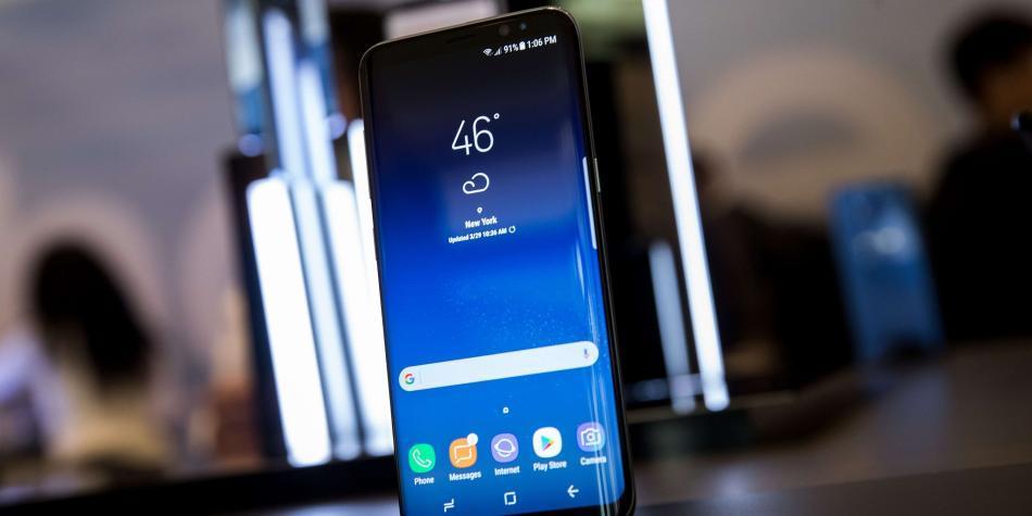 El Samsung Galaxy S8 llega a Colombia el 4 de mayo