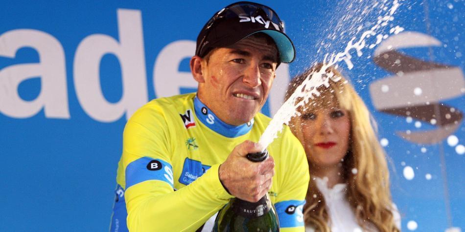 Colombianos siguen pedaleando en la Vuelta al País Vasco