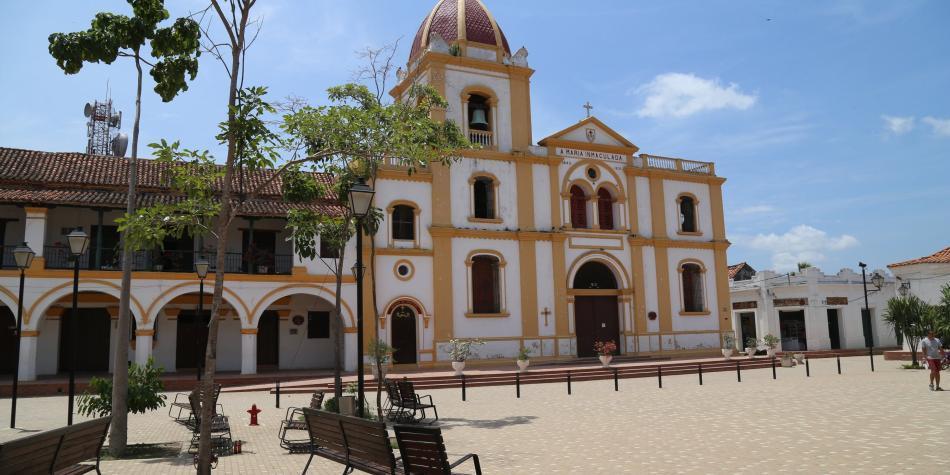 Santa Cruz De Mompox Entre Los Pueblos Patrimonio Para