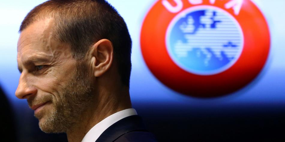 Los planes de la Uefa para terminar la temporada por el covid-19