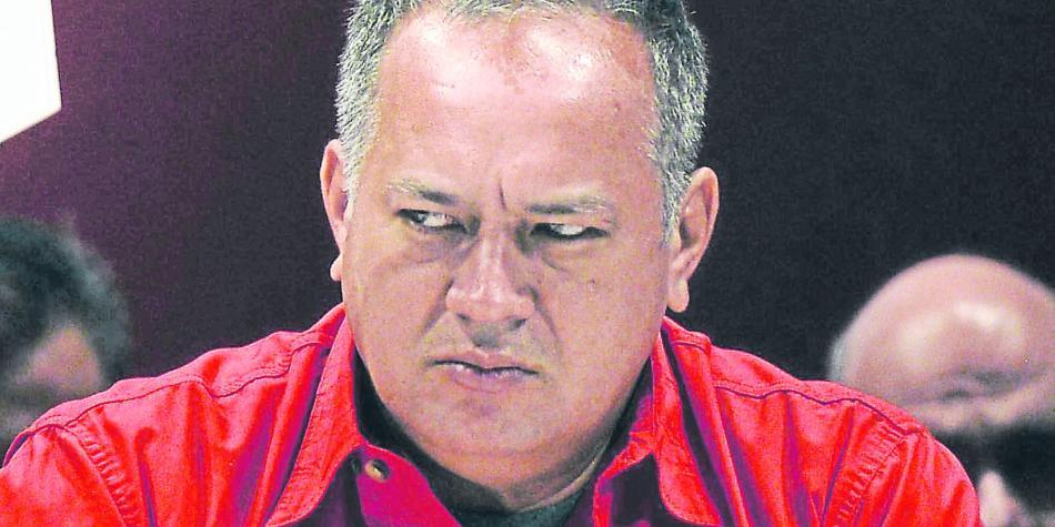 Diosdado Cabello niega rumores sobre presuntas reuniones con EE. UU.