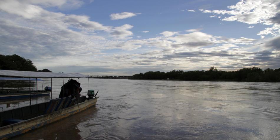 Inundaciones en La Dorada, Caldas, por fallas del acueducto