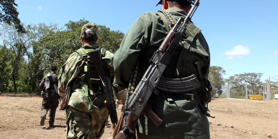 Ejército Nacional encuentra gigantesca caleta de las Farc con armas y dinero