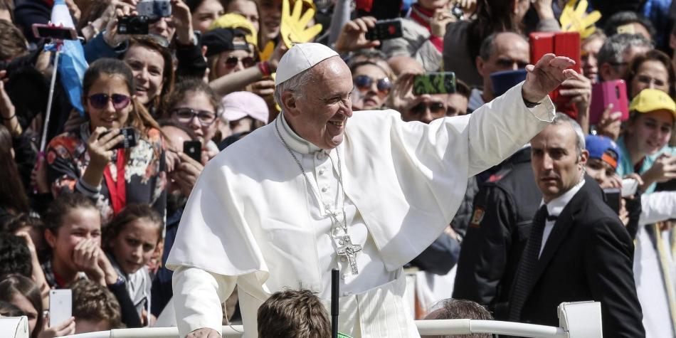 Visita del Papa a Bogot