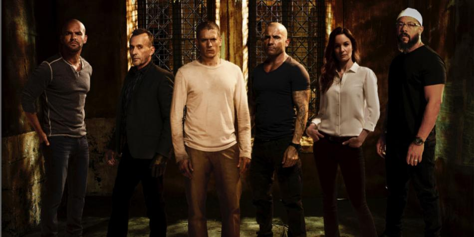 Nueva temporada de 'Prison Break'