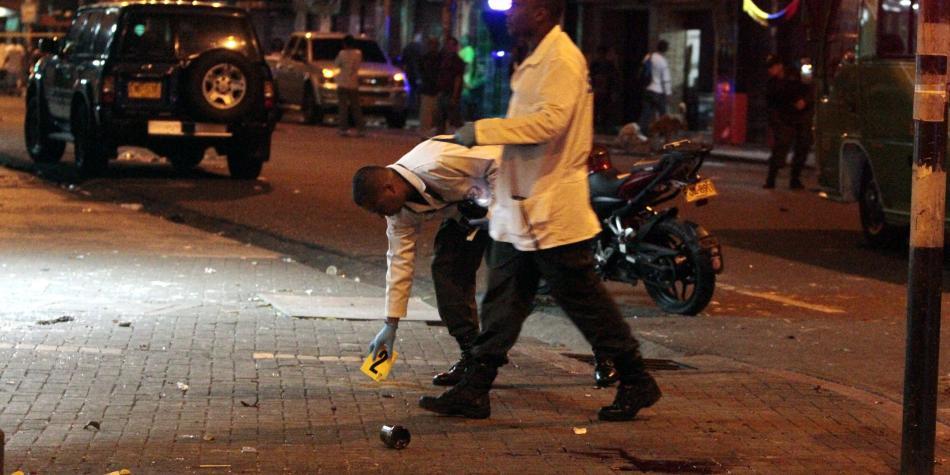 Explosión de granada en una discoteca dejó 38 heridos en el Valle