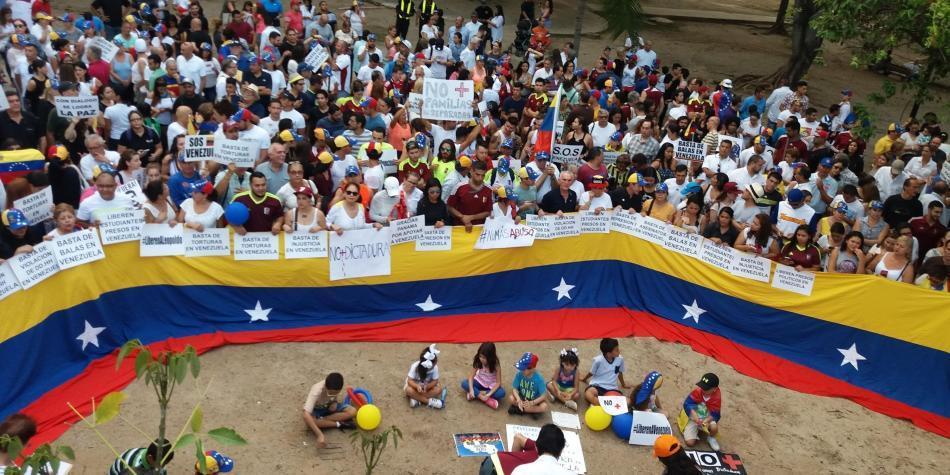 Maduro anuncia que dará a conocer los planes de la oposición