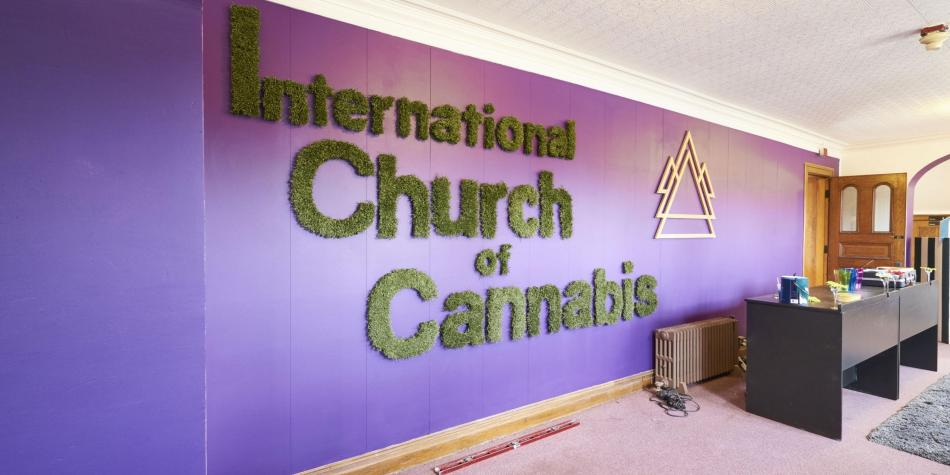 La primera iglesia dedicada al consumo de la marihuana ya existe