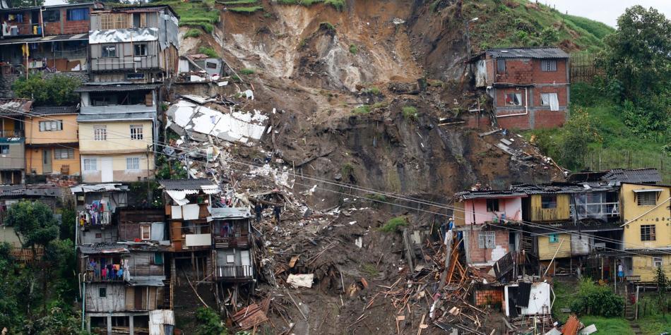 Erosionado 40 por ciento de los suelos colombianos