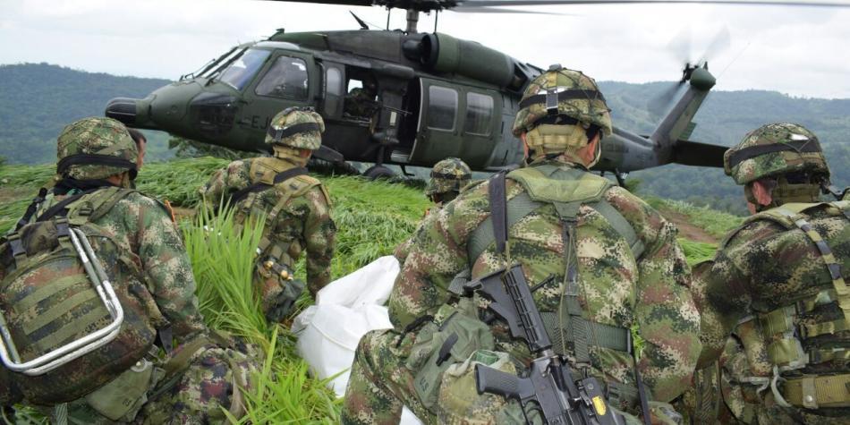 Bogotá y Medellín en la mira del Clan el Golfo para atentados