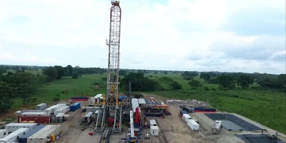 La producción de gas fue de 909 millones de pies cúbicos día un 0,88 % más que en febrero