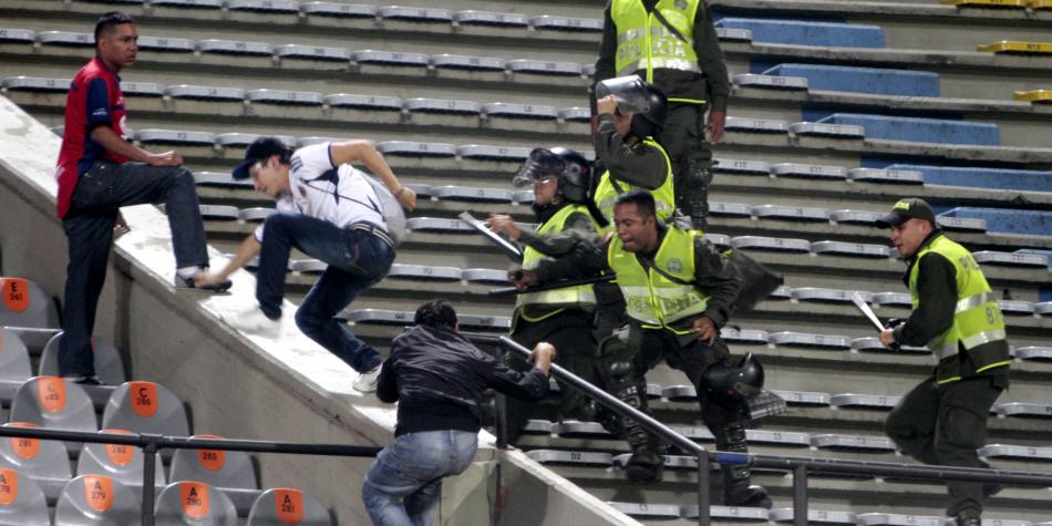 Seguridad en Estadios