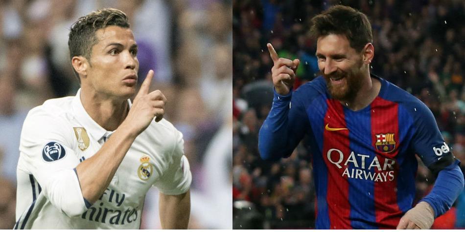 Barcelona vence 3-2 al Real Madrid en clásico español — Fútbol