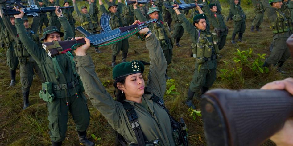 Las FARC denuncian asesinato de guerrillero que había sido amnistiado