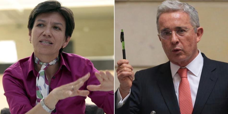 'Usa y abusa del poder': Claudia López reacciona al caso Uribe