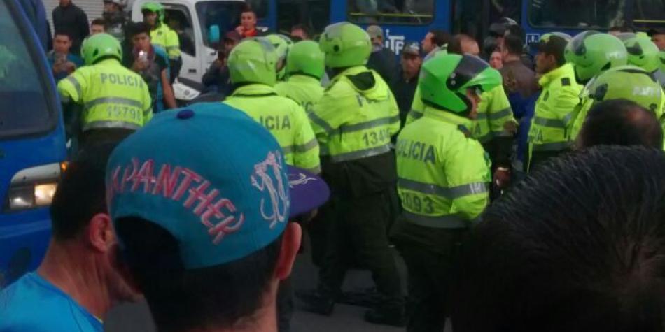 Tiroteo en la Boyacá con décima deja un presunto delincuente capturado — COLOMBIA