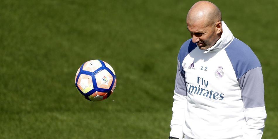 Perfil del entrenador del Real Madrid Zidane ganador del premio The ... ca529d680d5d2