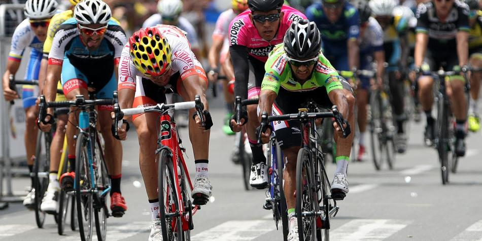 Vuelta a Colombia 2016