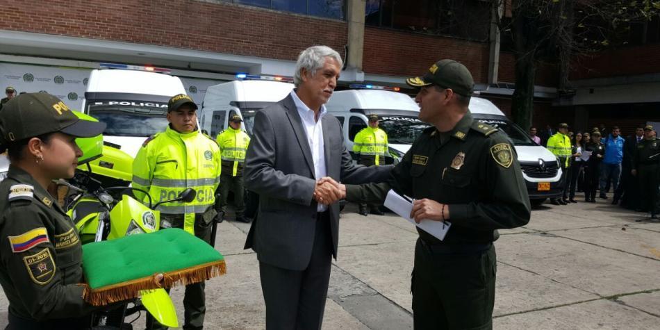 El Distrito le apuesta a continuar mejorando la seguridad en Bogotá
